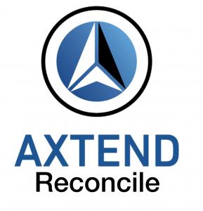 Axtend Reconcile Logo mjórra